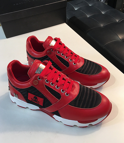 Philipp Plein Shoes Mens ID:20190824a436